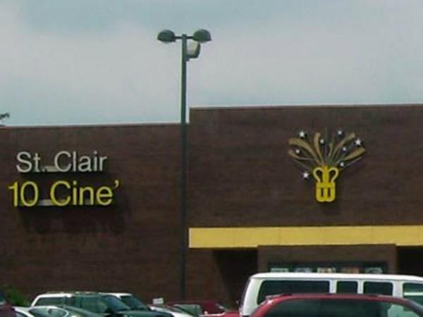 Fairview Heights Il >> Wehrenberg St. Clair 10 Cine | Belleville/ Fairview ...