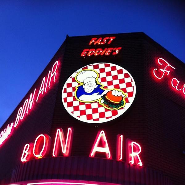 Fast Eddie's Bon-Air | Grafton/ Godfrey/ Alton | American ...