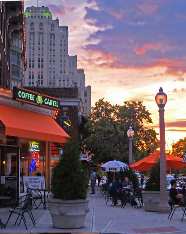 Cafe Cartel St Louis