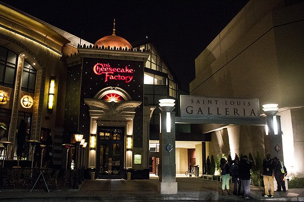 Saint Louis Galleria Richmond Heights Retail