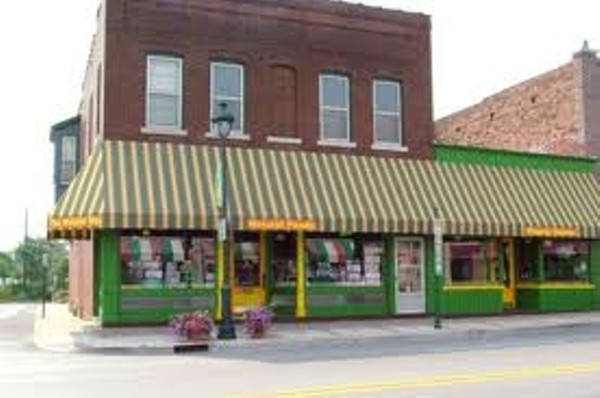 St Louis Natural Food Store
