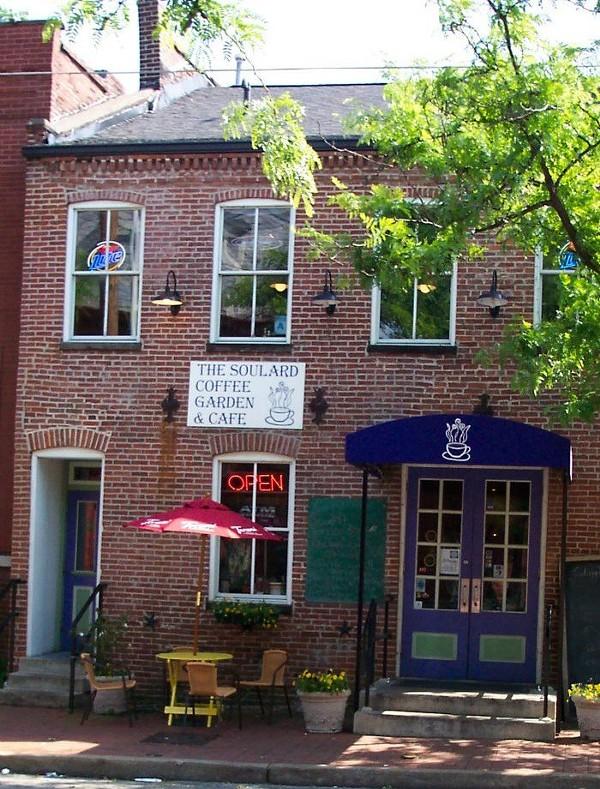 Sun Cafe St Louis Mo