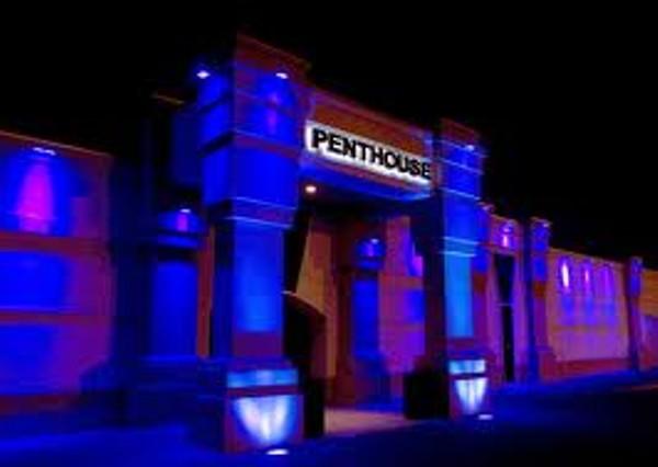 Phrase... strip club penthouse idea apologise, but