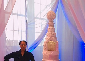 La Patisserie Chouquette Just Made the Coolest Wedding Cake in St. Louis