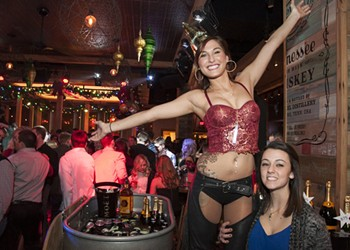 The Best New Year's Eve 2017 Parties in St. Louis
