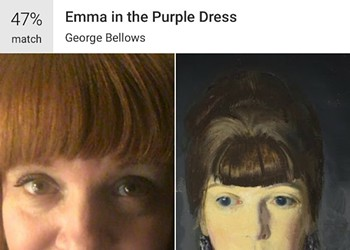 Google Arts App Matches St. Louis Woman With Portrait of Her Own Grandmother