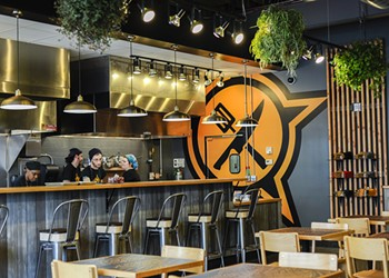 Guerilla Street Food Is Now Open on Delmar, No. 4 for a Red-Hot Concept