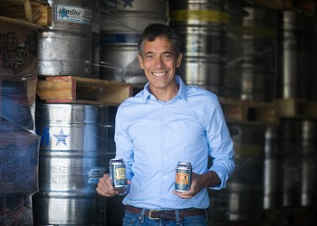 Jeff Stevens' WellBeing Brewing Is Brewing Craft Beer Without the ABV
