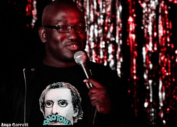 Hannibal Buress Is Performing a Pop-Up Show in St. Louis This Afternoon