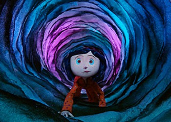 Coraline in Wonderland: Things are not as they seem in Henry Selick's stunning stop-motion fairy tale
