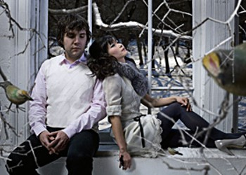 It's Oh So Quiet: Asobi Seksu streamlines its sound with superb results on its new LP, <i>Hush</i>