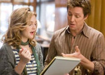 Hugh Grant and Drew Barrymore do not make sweet, sweet music.