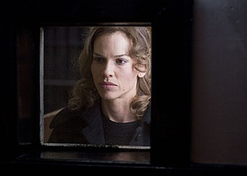 Hilary Swank emotes big, gets brother out of jail in awards-bait <i>Conviction</i>