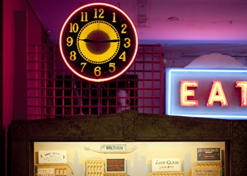 Sign of the (Old) Times: Bill Christman preserves St. Louis history in dazzling new show