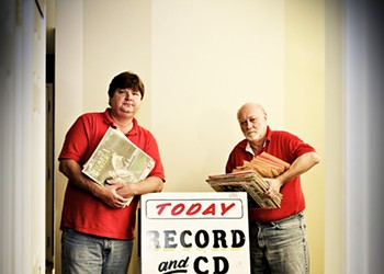 The St. Louis Record Collectors Show continues to thrive after 30-plus years