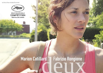 "Cannes Report: Don't Say Marion Cotillard is ""Too Pretty"" for <i>Two Days, One Night</i>"