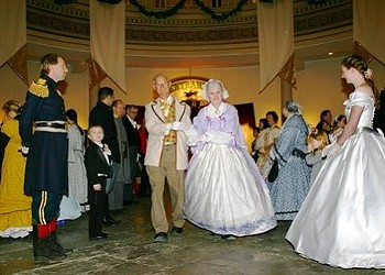 1864 St. Louis Holiday Ball