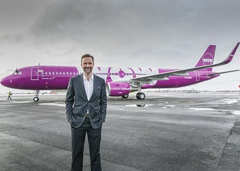 WOW Air to End Direct Flights From St. Louis to Iceland in January