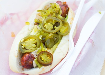 Tick Tock Tavern and Steve's Hot Dogs' New Partnership Debuts in South City