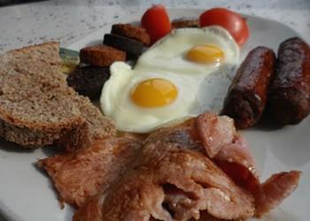 Ten Best Irish Dishes in St. Louis: All-Day Irish Breakfast at Tigin Irish Pub