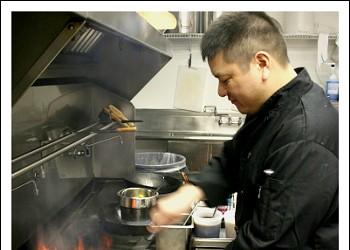 Scott Truong of Pearl Cafe: Recipe for Drunken Noodles