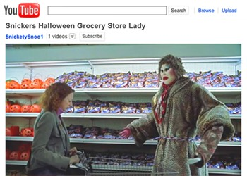 Snickers Talks About Bizarro Halloween Ad That Went Viral
