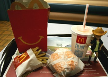 <i>Super 8</i> and a Mighty Kids Meal