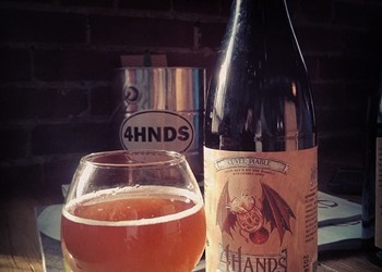 """Draft Pick: 4 Hands' Releases """"Cuvee Diable,"""" the Devilish Sister of """"Cuvee Ange"""""""