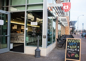 Happy Hour at United Provisions: Half-Price Sushi, Sake and More