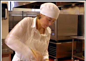 Jane Muscroft of Queen's Cuisine