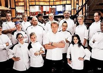 Hell's Kitchen: Episode 8