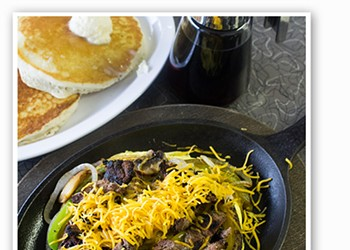 First Look: Gateway Grill, the Greasy Spoon That Won't Fry a Thing