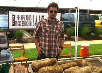 Alex Carlson of Red Guitar -- Making Rock Star Bread
