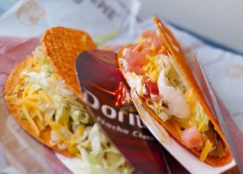 Taco Bell's Latest Innovation: The Doritos Locos Regular and Supreme Tacos