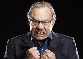 Lewis Black's Priority is Standup Comedy
