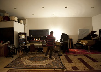 Recording Studio Native Sound Aims to Do More Than Push Buttons: Photo Tour