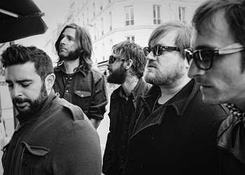 Interview: Band of Horses' Ben Bridwell on Being Lucky and the Band's Latest LP, <em>Infinite Arms</em>