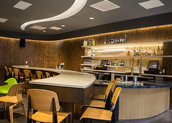 A Look Inside Jazz at the Bistro's New State-of-the-Art Jazz Center (Photos)