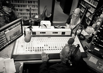 MP3 stands for Monkey Paws: In the KDHX Studio with Gabriel