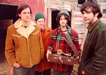 Neutral Milk Hotel at the Blue Note in Columbia, MO, 10/16/13: Review and Setlist
