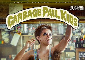 St. Louis Photo Project Shows Garbage Pail Kids All Grown Up -- And as Gross as Ever
