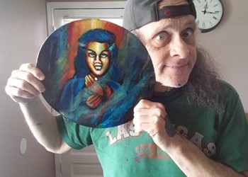 Wayne St. Wayne, Prolific St. Louis Artist and Longtime Pro Wrestler, Has Died
