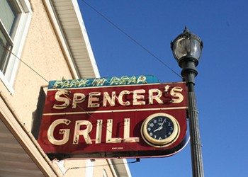 Spencer's Grill Just Might Be the Best Diner in St. Louis County