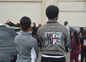Hundreds Gather to Pay Homage to Slain Rapper Swagg Huncho