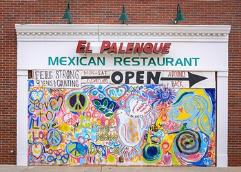 """New COCA Show Will Display """"Paint for Peace"""" Murals That Followed Ferguson Unrest"""