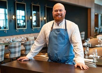 Aaron Martinez Exits Cinder House, Josh Adams Named New Chef de Cuisine