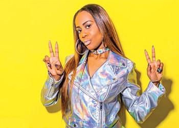 Rapper Shana B Returns to the Spotlight After a Broken Neck