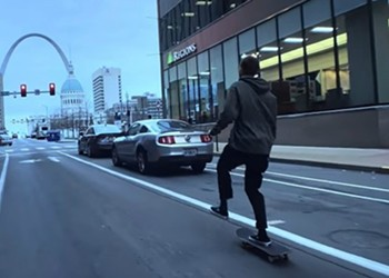 St. Louis Skateboarding Legend Steve Berra Boosts Local Skate Talent