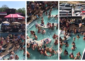 Hartmann: No Escaping Lake of the Ozarks Party Covid