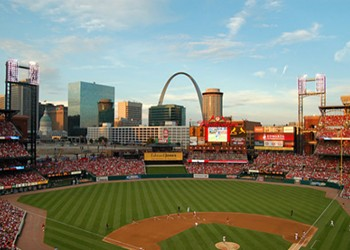 You Could Live Near Busch Stadium for Far Less Than Most MLB Stadiums, Study Finds